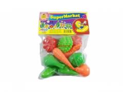Zabawka supermarket Owoce PL Ce