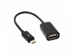 Adapter OTG Host do Micro USB przejściówka kabel