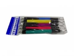 Długopisy 5 szt - zestaw długopisów