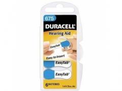 Bateria słuchowa Duracell 675