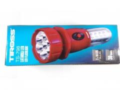 Latarka na akumulator TS798 - 23 Led