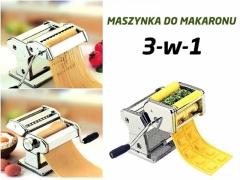 Maszynka 3w1 do ciasta makaronu RAVIOLI pierogów
