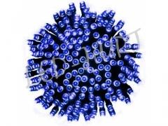Lampki choinkowe niebieskie 300 led niebieski