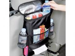 Organizer do samochodu na fotel torba termiczna