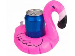 PODSTAWKA FLAMING PŁYWAJĄCY NA NAPÓJ DRINK DRINKÓW