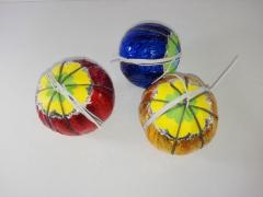 Zabawka piłka na gumce