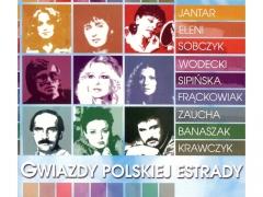 Gwiazdy Polskiej Estrady 3CD