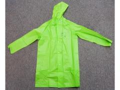 Płaszcz przeciwdeszczowy zielony rozm M