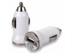 ADAPTER USB 12-24V ŁADOWARKA SAMOCHODOWA 5V/1A