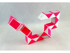 Magic snake zabawka Wąż puzzle większy 38cm