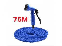 Wąż ogrodowy x-hose 75M + PISTOLET- rozciągliwy
