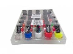 Lakier do paznokci - różne kolory