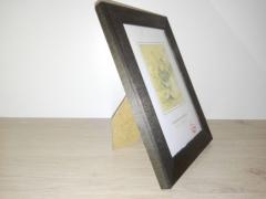 Fotoramka na zdjęcia drewniana Ramka PL 13 cm x 18