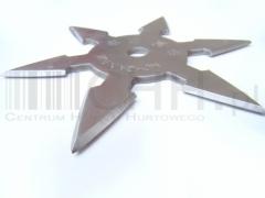 Gwiazdka ninja Shuriken 5 ramienna