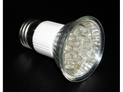 Żarówka 20 LED E27 długi gwint CE ROHS 20LED