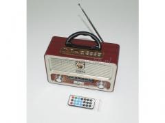 Radio z akumulatorem 2431/30