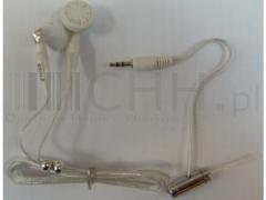 Słuchawki wkładane w uszy