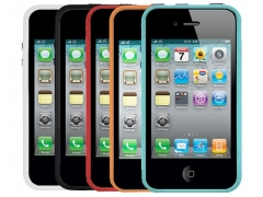 ETUI POKROWIEC BUMPER IPHONE 4 4S 5 5 KOLORÓW !