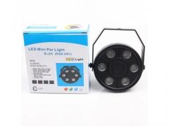 LAMPKA IMPREZOWA KOLOROFON RGB 6 LED