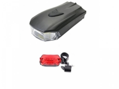 KMP Światła świateł rowerowych rower światło LED