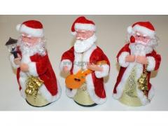 CHRISTMAS - Mikolaj tanczacy 8140/48 +FILM
