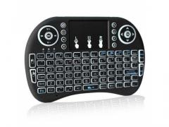 Klawiatura PODŚWIETLANA Smart TV Android BOX PS PC