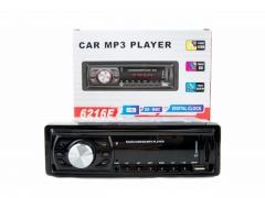 RADIO SAMOCHODOWE FM MP3 USB SD MMC AUX + PILOT