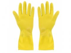 Rękawiczki gumowe latex gospodarcze