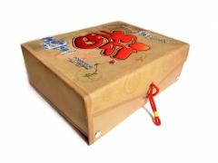 Pudełko materiałowe Kufer orientalny 30x23x10cm