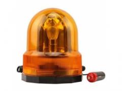 Kogut pomarańczowy 12V magnes lampa błyskowa