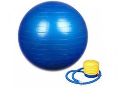 Piłka fitness 65CM rehabilitacyjna + pompka