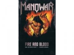 Manowar - Fire and Blood 2DVD