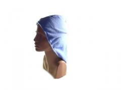 Ręcznik do włosów HAIR WRAP TV TURBAN na głowę