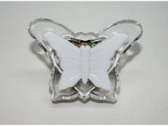Lampka nocna do gniazdka motyl