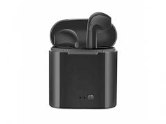Słuchawki bluetooth i7s bezprzewodowe z powerbank