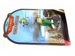 SAMOLOT mini DlSNEY PIanes plastikowy 8cm zabawka