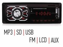 ! RADIO SAMOCHODOWE ZESTAW MP3 USB SD ISO 4x50W XB