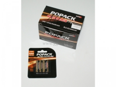 Baterie alkaiczne Pro Pack - AAA/R3/4/240