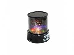LAMPKA PROJEKTOR GWIAZD STAR MASTER LED