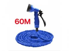 Wąż ogrodowy x-hose 60M + PISTOLET - rozciągliwy