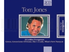 Tom Jones - 35 Golden Evergreens 2CD
