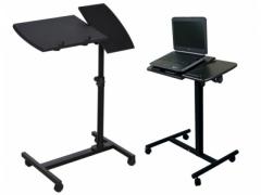 Stolik pod laptop tablet biurowy na kółkach regulo