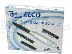 Suszarka - zestaw do włosów Elco el-452