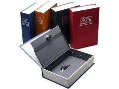 Kasetka metalowa książka 24 x 15,5 x 5,5 cm