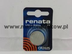 BATERIA RENATA CR2025
