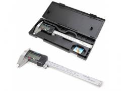 NEW SUWMIARKA ELEKTRONICZNA CYFROWA L150 LCD METAL
