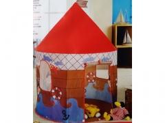Namiot dziecięcy zamek pirat dla chlopca