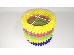 Sitko krajacz stalowo plastikowe - różne kolory