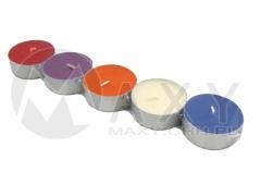 Zestaw świec zapachowych x 5