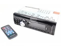 RADIO SAMOCHODOWE FM MP3 USB SD AUX + PILOT new